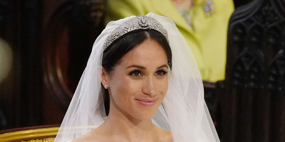 Recreate Meghan Markles Wedding Makeup