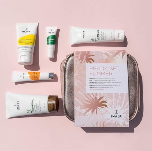 Image skincare summer essentials set